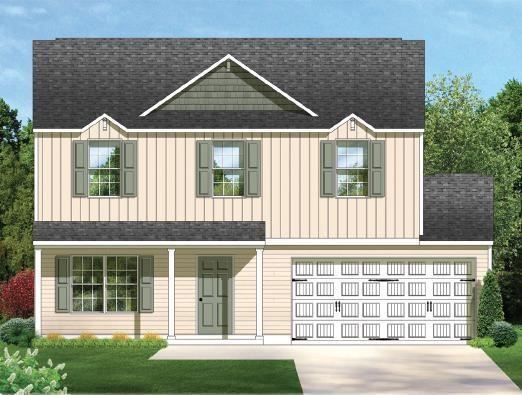 337 Cedar Ridge, Anderson, SC 29621 (MLS #20202399) :: Les Walden Real Estate