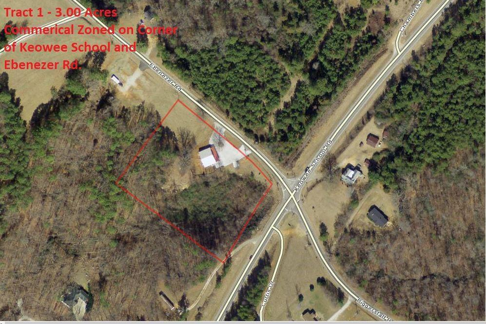 Tract 1 Ebenezer And Keowee School Road - Photo 1