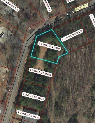 Lot 5 Giles Street, Anderson, SC 29621 (MLS #20203204) :: Les Walden Real Estate