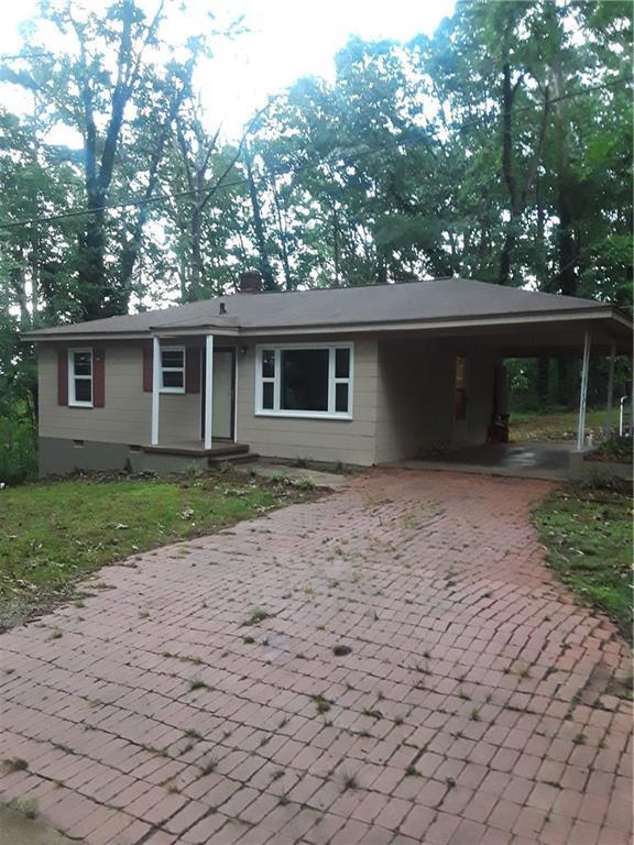 804 E E Grady St., Seneca, SC 29678 (MLS #20203267) :: Tri-County Properties