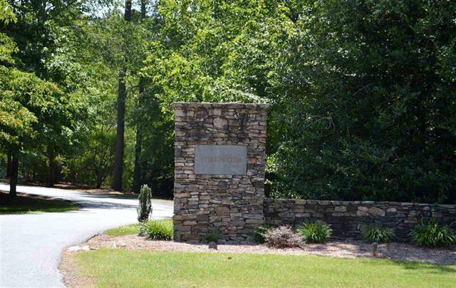 120 Island Pine Drive, Seneca, SC 29672 (MLS #20204986) :: Tri-County Properties