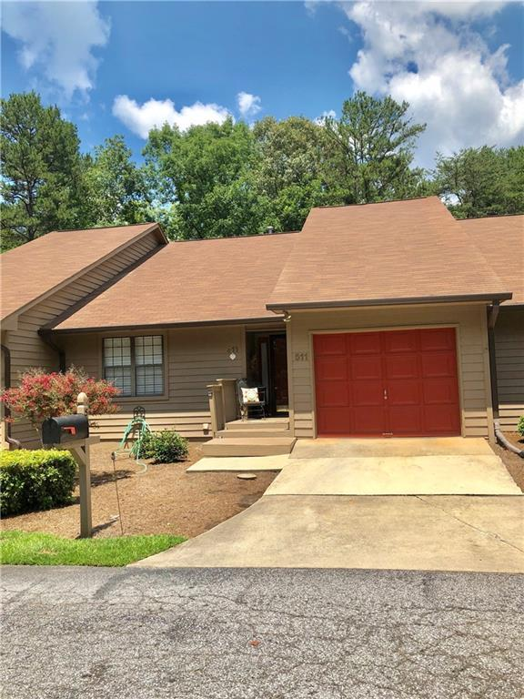 "511 Sullivanã¢Â'¬Â""¢S Way, Seneca, SC 29672 (MLS #20205060) :: Tri-County Properties"