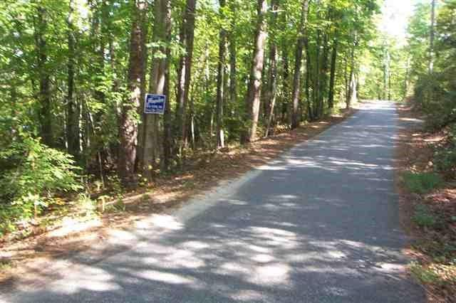 0000 Lake Becky Road, Mountain  Rest, SC 29664 (MLS #20205261) :: Tri-County Properties