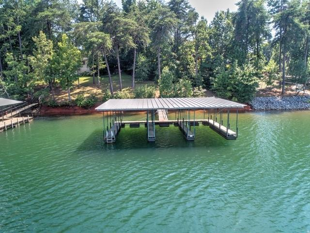 Tract B & Lot 10 Fisherman's Club Drive, Anderson, SC 29626 (MLS #20205470) :: Tri-County Properties