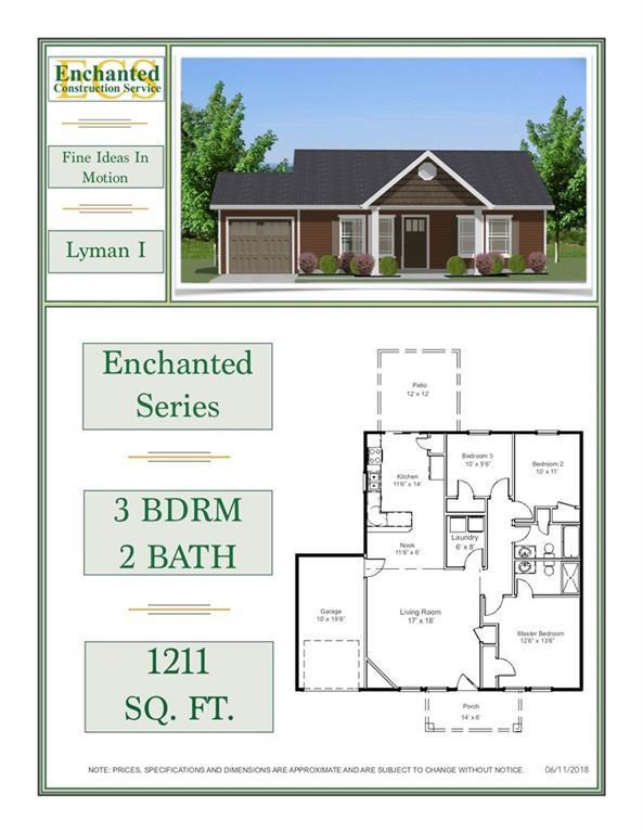 131 Norbert Lane, Anderson, SC 29624 (MLS #20205743) :: Tri-County Properties