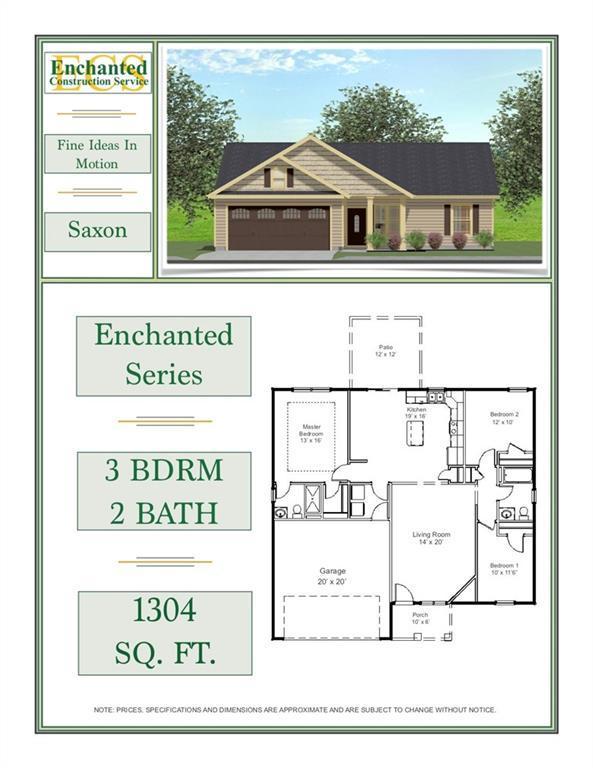 132 Norbert Lane, Anderson, SC 29621 (MLS #20205747) :: Tri-County Properties