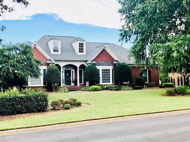 102 Knollwood Drive, Clemson, SC 29631 (MLS #20205755) :: The Powell Group of Keller Williams