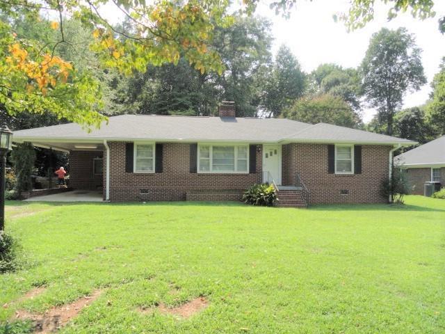 2605 Millgate Road, Anderson, SC 29621 (MLS #20205989) :: Les Walden Real Estate