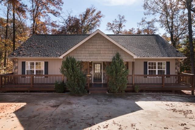 131 W Waters Edge Lane, West Union, SC 29696 (MLS #20206112) :: Les Walden Real Estate