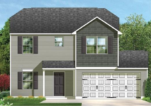 109 Combine Lane, Anderson, SC 29621 (MLS #20206276) :: Les Walden Real Estate