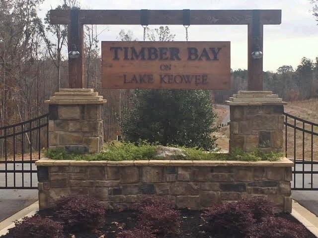 Lot 3 Timber Bay Drive, Seneca, SC 29672 (MLS #20206289) :: Tri-County Properties