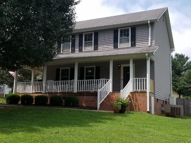 602 Creek Drive, Easley, SC 29642 (MLS #20206316) :: Tri-County Properties