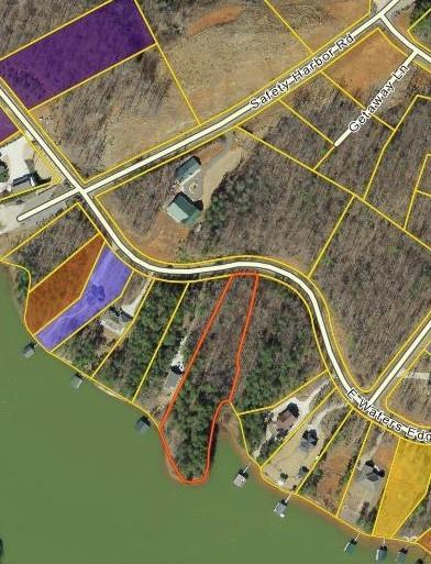 Lot 19 Waters Edge E Waters Edge Lane, West Union, SC 29696 (MLS #20208048) :: The Powell Group