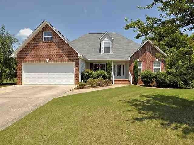 146 Amberwood Drive, Anderson, SC 29621 (MLS #20208675) :: The Powell Group of Keller Williams