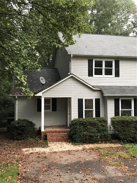 102 Bentwood Lane, Pickens, SC 29671 (#20208772) :: Connie Rice and Partners