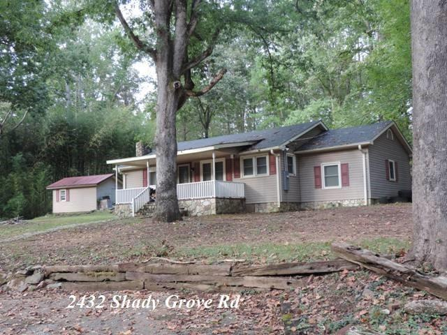2432 Shady Grove, Sunset, SC 29685 (MLS #20209080) :: The Powell Group of Keller Williams