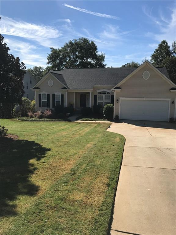 310 Cedar Berry Lane, Greenville, SC 29611 (#20209313) :: Connie Rice and Partners
