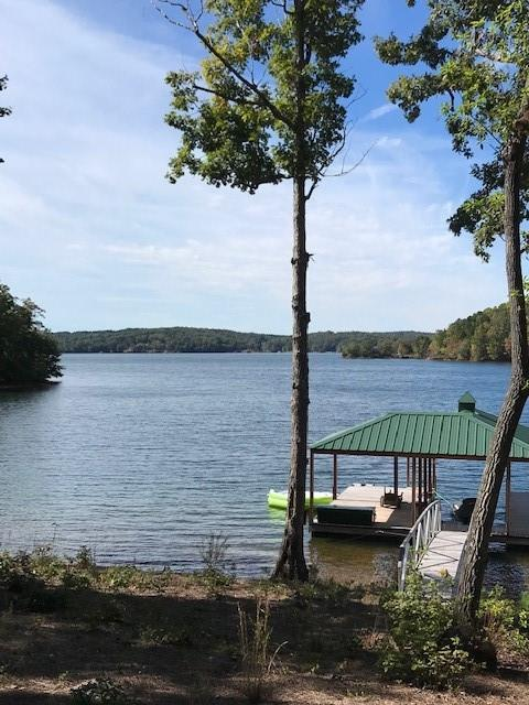 208 Waterscape Drive, Six Mile, SC 29682 (MLS #20209462) :: Tri-County Properties