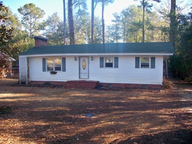 1304 Snowhill Drive, Conway, SC 29526 (MLS #20209764) :: Les Walden Real Estate