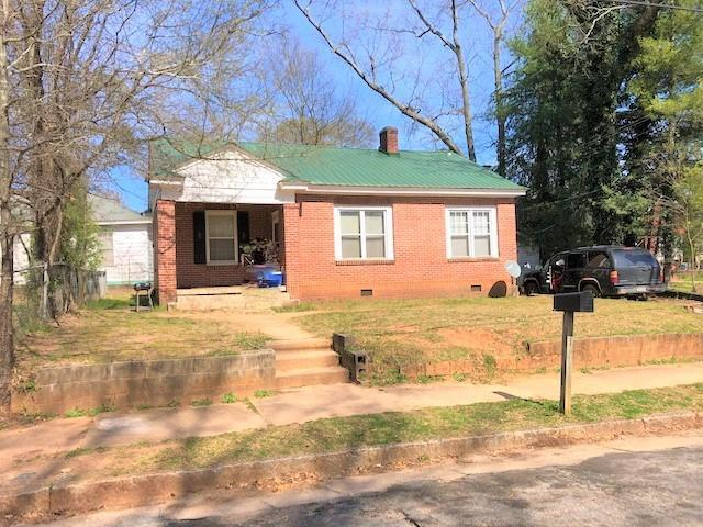 204 Arlington Avenue, Anderson, SC 29621 (MLS #20210020) :: Tri-County Properties