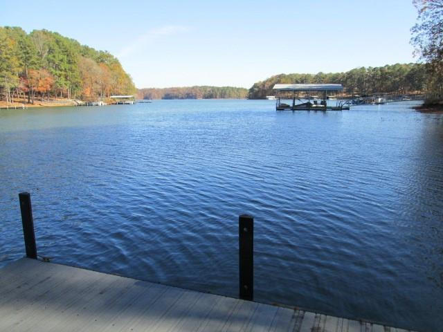 113 Point Drive, Townville, SC 29689 (MLS #20210148) :: Tri-County Properties