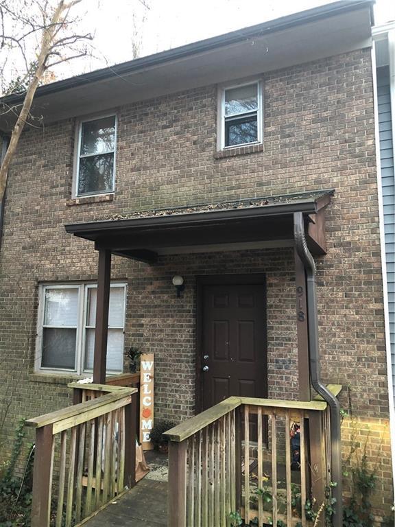 918 Georgetown Street, Clemson, SC 29631 (MLS #20210648) :: Tri-County Properties