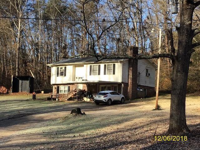 118 Lost Valley Road, Pickens, SC 29671 (MLS #20210754) :: Tri-County Properties