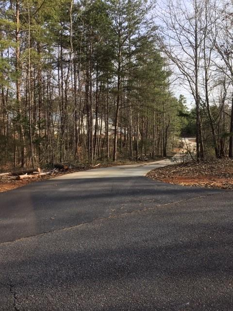 Lot T Shadow Lane Lane, Anderson, SC 29625 (MLS #20213058) :: The Powell Group