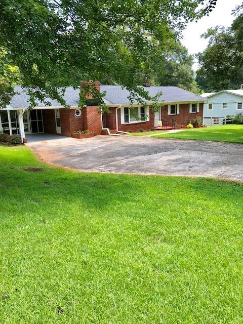 1001 Scarlett Street, Seneca, SC 29678 (MLS #20213385) :: Les Walden Real Estate