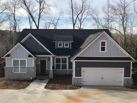 402 Bay Hill Drive, West Union, SC 29696 (MLS #20214590) :: The Powell Group
