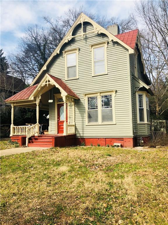 417 E Orr Street, Anderson, SC 29621 (MLS #20215525) :: Les Walden Real Estate