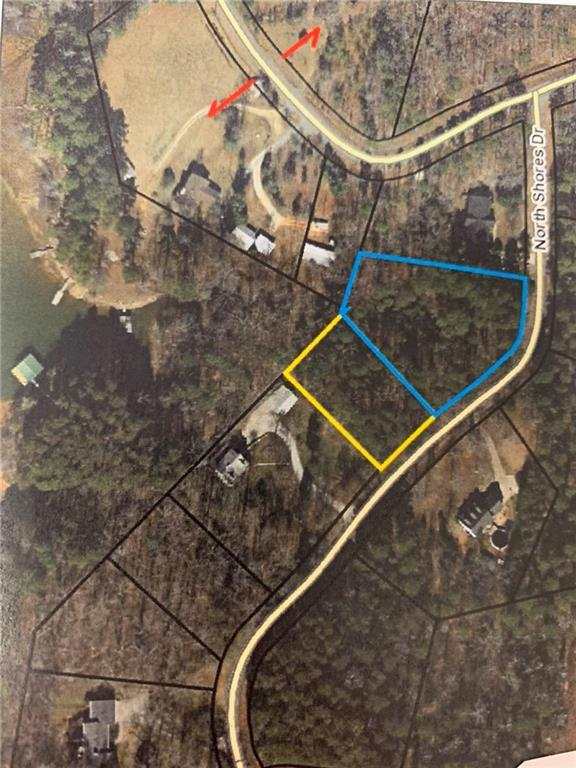 Lot 24 & 35 North Shores Drive, Westminster, SC 29693 (MLS #20216502) :: Tri-County Properties at KW Lake Region