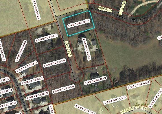 1816 Lynn Avenue, Anderson, SC 29621 (MLS #20216850) :: Tri-County Properties