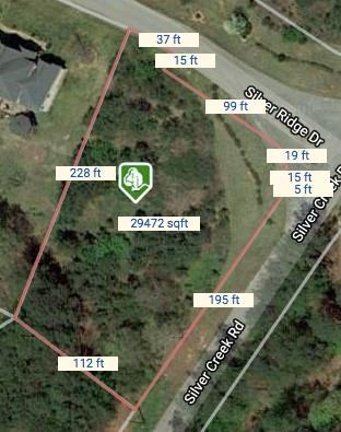 Lot 1 Silver Ridge Drive, Central, SC 29630 (MLS #20217354) :: The Powell Group