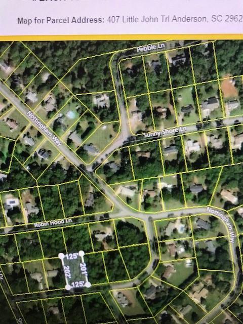 407 Little John Trail, Anderson, SC 29621 (MLS #20218231) :: Allen Tate Realtors