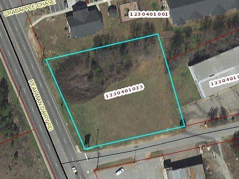 0 Ryder Lane, Anderson, SC 29625 (MLS #20218238) :: Les Walden Real Estate