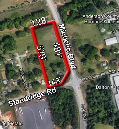2618 Standridge Road, Anderson, SC 29625 (MLS #20218317) :: Tri-County Properties