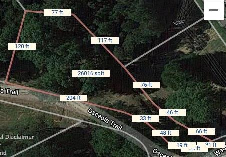 110 Osceola Trail, Central, SC 29630 (MLS #20218621) :: Tri-County Properties at KW Lake Region