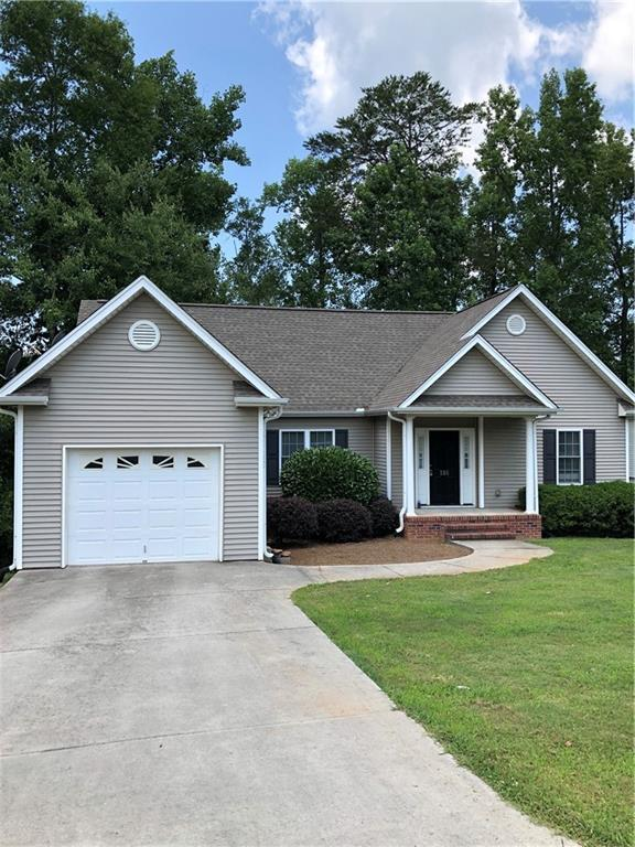 186 Grand Oak Circle, Pendleton, SC 29670 (#20218670) :: Connie Rice and Partners