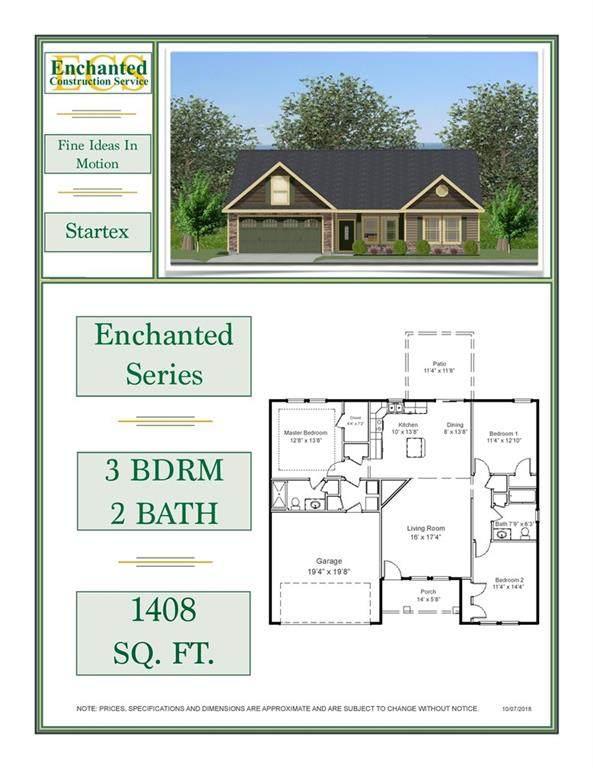 114 Norbert Lane, Anderson, SC 29624 (MLS #20218804) :: Tri-County Properties at KW Lake Region