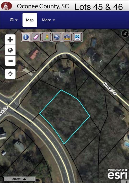 00 Sheep Farm Road, Seneca, SC 29672 (MLS #20219180) :: Les Walden Real Estate