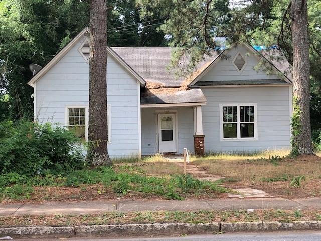 1007 W Market Street, Anderson, SC 29624 (MLS #20219229) :: Les Walden Real Estate