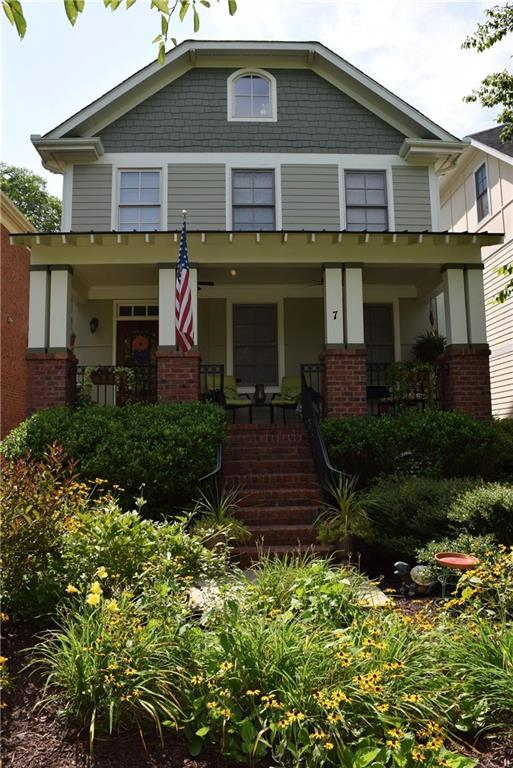 7 W Prentiss Avenue, Greenville, SC 29605 (MLS #20220125) :: The Powell Group