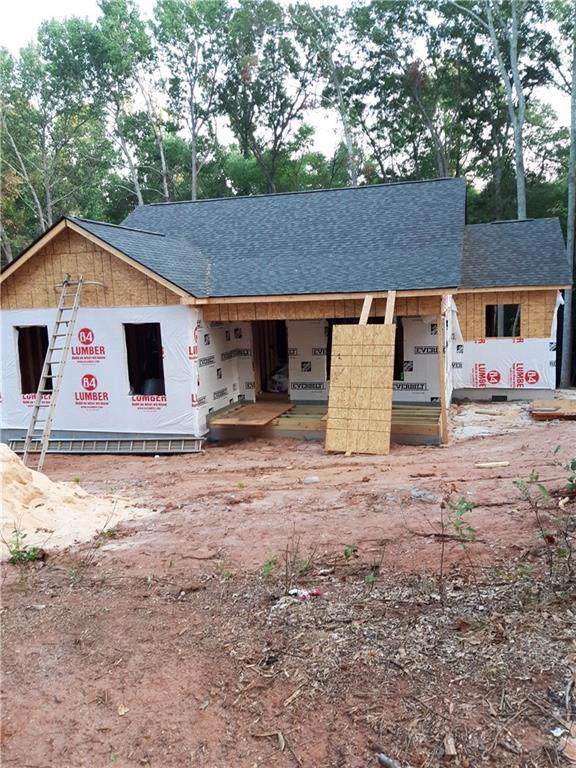 222 Sweetgum Circle, Williamston, SC 29697 (MLS #20221111) :: Tri-County Properties at KW Lake Region