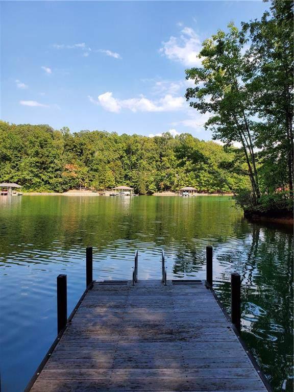 Lot 53 Vista Point Drive, West Union, SC 29696 (MLS #20221445) :: Tri-County Properties at KW Lake Region