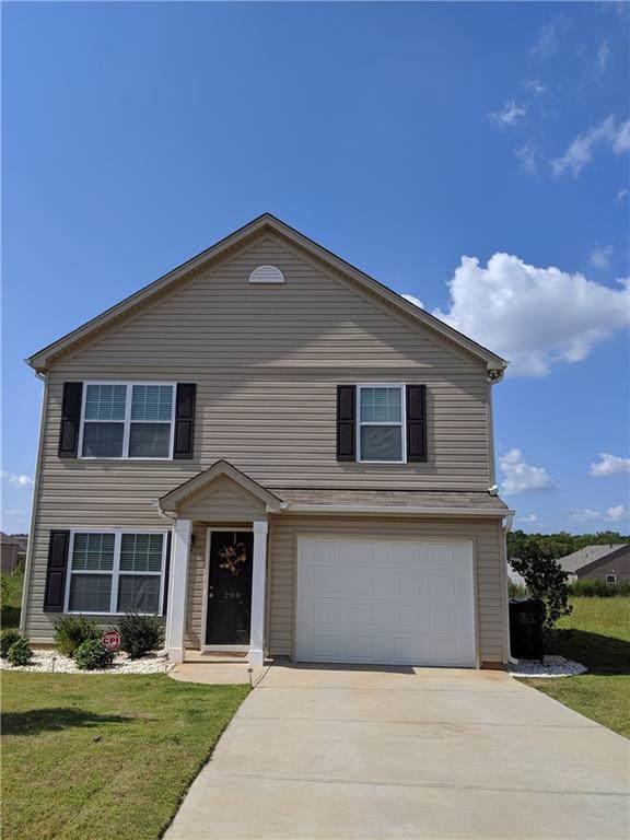 200 Charterhouse Avenue, Piedmont, SC 29673 (MLS #20221522) :: Les Walden Real Estate