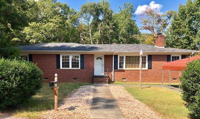 318 Winchester Drive, Anderson, SC 29624 (MLS #20221811) :: Les Walden Real Estate