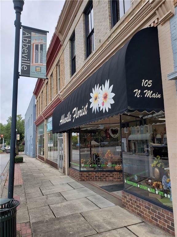 105 N Main Street, Abbeville, SC 29620 (MLS #20221915) :: The Powell Group