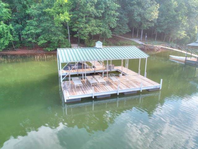 122 Indian Hills Drive, Westminster, SC 29693 (#20222040) :: Connie Rice and Partners
