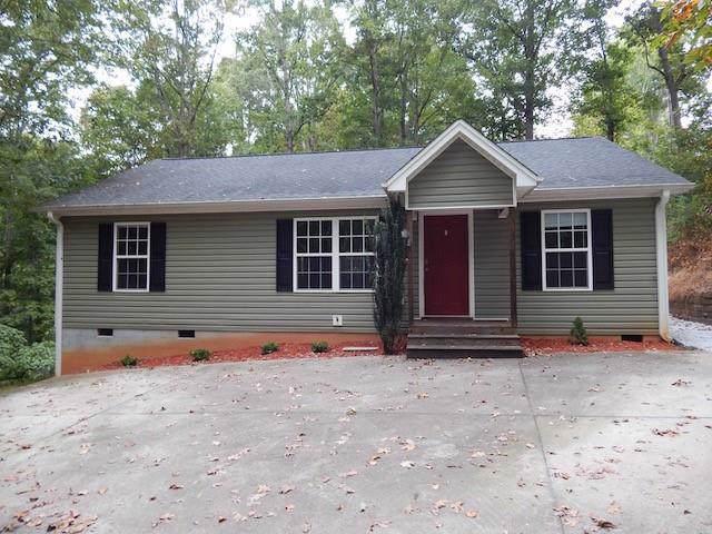 309 Fernwood Drive, Seneca, SC 29678 (MLS #20222095) :: Les Walden Real Estate